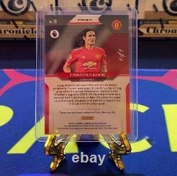 2021 Panini Prizm Edinson Cavani 1/1 Autograph Manchester United Mint 1 of 1