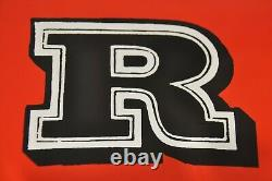 Ben Eine-Manchester(RED)Signed Numbered Ltd Edition of 50 Art Fair Man United