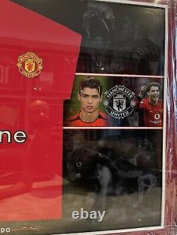 Cristiano Ronaldo Signed Manchester United 2003 Shirt COA