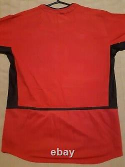 Cristiano Ronaldo Signed Manchester United Man Utd Shirt 2003 Debut Season