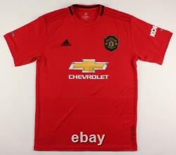 Cristiano Ronaldo Signed Manchester United Shirt / Jersey With Beckett Coa