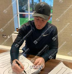 Framed Wayne Rooney Signed Manchester United Shirt 2015-16 Number 10, Fan Styl