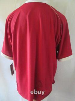 Manchester United Home Shirt Signed Squad 2006-2007 Football Shirt COA 34422