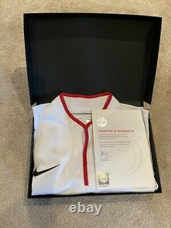 Manchester United Signed Champions 2013 Away Shirt Offical Club